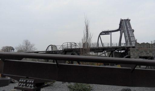Krake • B&M Dive Coaster • Heide Park