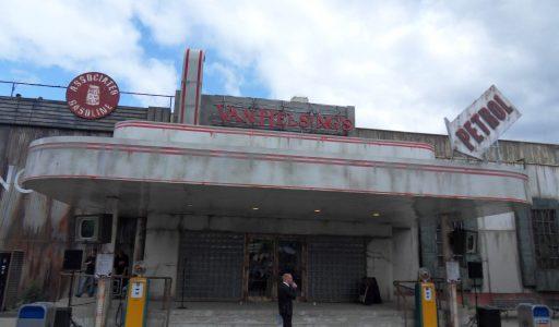 Van Helsings Factory • Gerstlauer Bobsled Coaster • Movie Park Germany