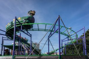 Super Dragon • Pinfari Super Dragon • Funland Amusement Park