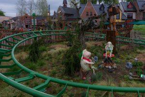 Ba-a-a Express • ART Engineering Childrens Roller Coaster • Europa Park
