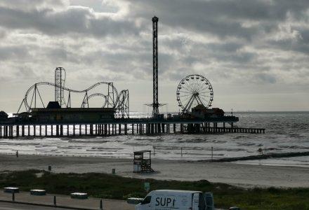 Mein Scheitern auf Galveston Island