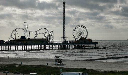 Galveston Island Historic Pleasure Beach