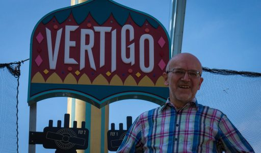 Vertigo • Technical Park Flying Fury • Tivoli Gardens