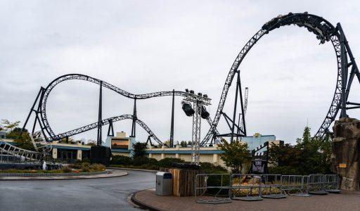 Star Trek – Operation Enterprise • Mack Rides Launch Coaster • Movie Park Germany