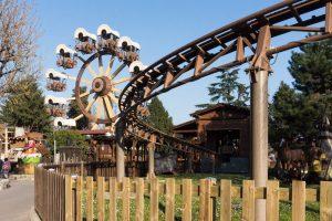 Mine Train • Zamperla Powered Coaster • Leolandia