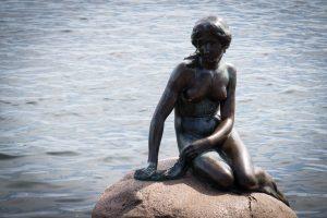 Kleine Meerjungfrau • Kopenhagen