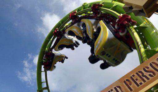 Cobra • Interpark Wild Wind • Ägtsch • Hamburger Frühlingsdom