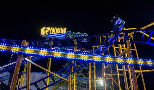 Spinning Racer • Maurer Spinning Coaster • Bruch • Oldenburger Kramermarkt