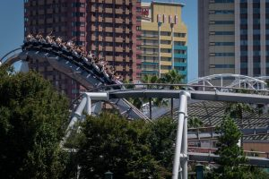 Hollywood Dream • B&M Hyper Coaster • Universal Studios Japan