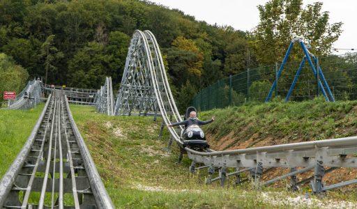 Speedbob • Wiegand Sport Coaster • Altmühlbob