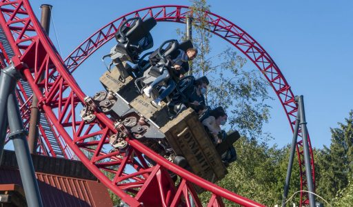 Dynamite • Mack Rides Big Dipper • Freizeitpark Plohn